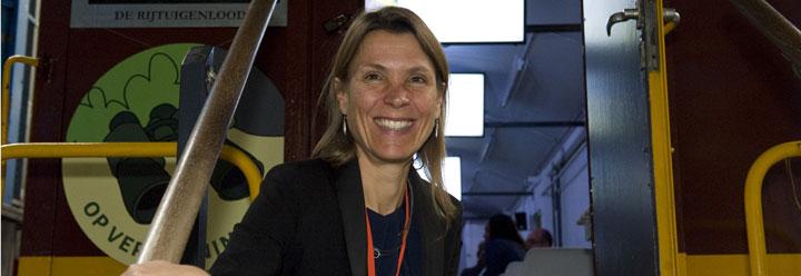 Marion Stenneke, adviseur Kennisbenutting NRO