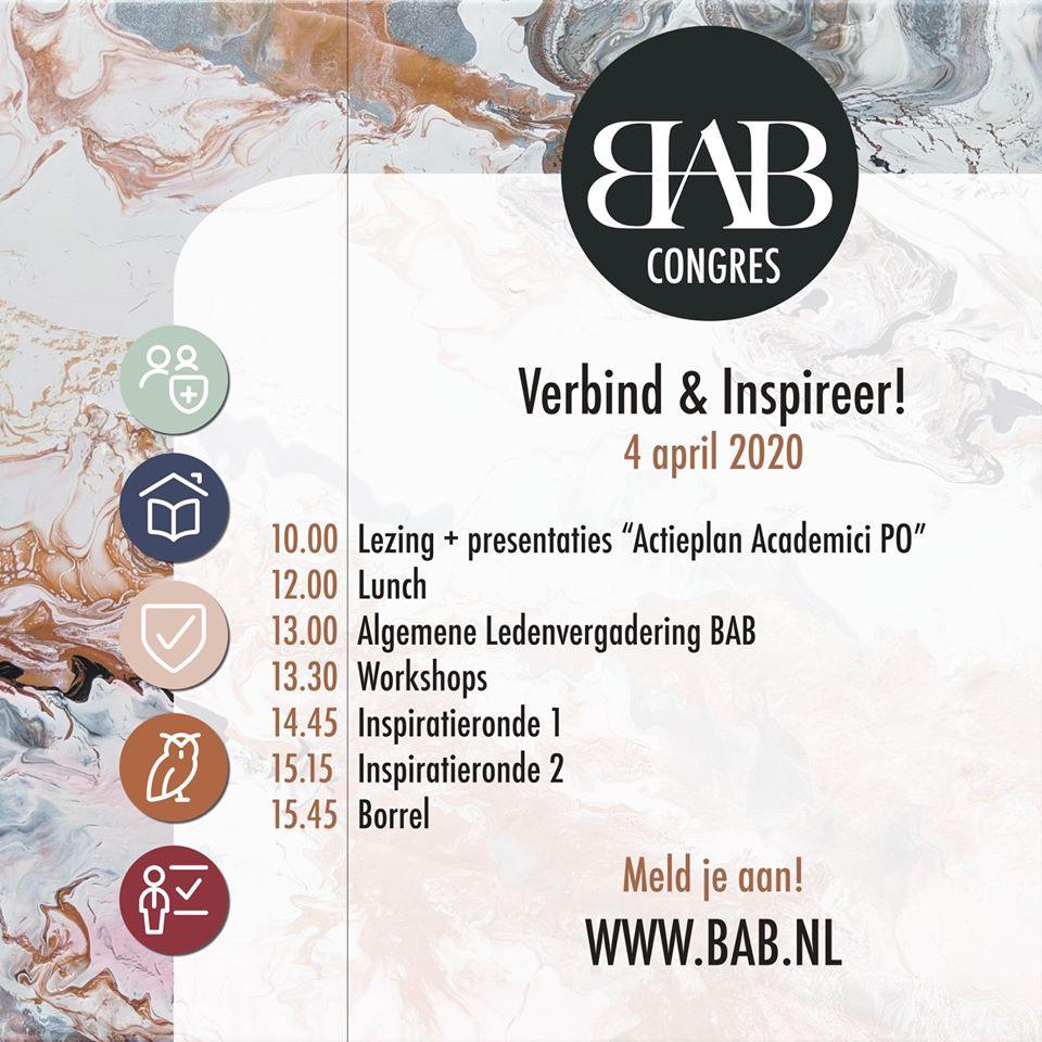 Programma BAB congres 2020